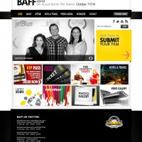 BAFF home page AFTER